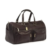Claire Chase Leisure 20'' Weekender Duffel; Caf