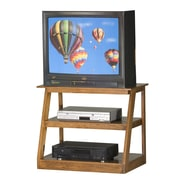 Eagle Furniture Manufacturing Adler TV Stand; Light Oak