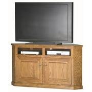 Eagle Furniture Manufacturing Classic Oak TV Stand; Medium Oak