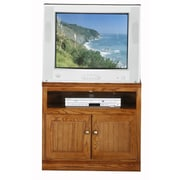 Eagle Furniture Manufacturing Heritage TV Stand; Chocolate Mousse