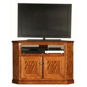 Eagle Furniture Manufacturing Classic Oak TV Stand; Light Oak