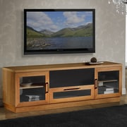 Furnitech Contemporary 70 TV Stand; Light Cherry