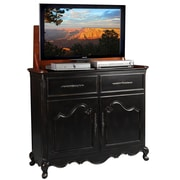 TVLIFTCABINET, Inc Belle TV Stand; Black