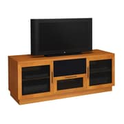 Furnitech Modern TV Stand; Light Cherry