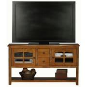 Eagle Furniture Manufacturing Oak Ridge TV Stand; Concord Cherry