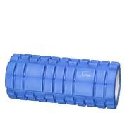 Sivan Hollow Exercise Foam Roller; Blue
