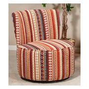 Chelsea Home Cornwall Swivel Slipper Chair
