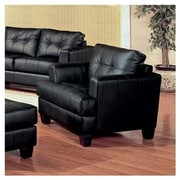 Wildon Home   Oliver Chair; Black