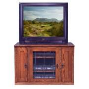 Forest Designs TV Stand; Black Adler