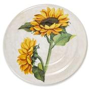 Lorren Home Trends Sunflower Round Trivet