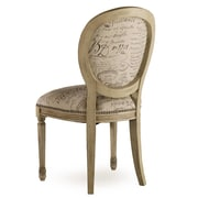 Hooker Furniture Melange Felicity Accent Fabric Side Chair