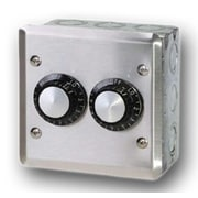 Infratech INF Double In-Wall Control Assembly