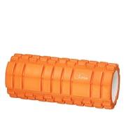 Sivan Hollow Exercise Foam Roller; Orange
