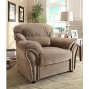 Woodhaven Hill Valentina Arm Chair; Brown