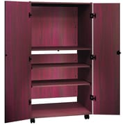 Ironwood General TV Cabinets; Mahogany
