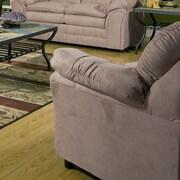 Serta Upholstery Chair; Sienna Mocha