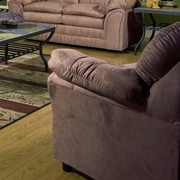 Serta Upholstery Chair; Sienna Chocolate