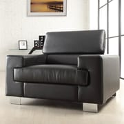 Woodhaven Hill Vernon Arm Chair; Black