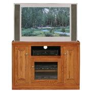 Eagle Furniture Manufacturing Classic Oak TV Stand; Dark Oak