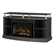 Dimplex Windham TV Stand w/ Electric Fireplace; Realogs