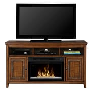 Dimplex Lynbrook TV Stand; Acrylic Ice