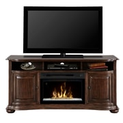 Dimplex Henderson TV Stand with Electric Fireplace; Acrylic Ice