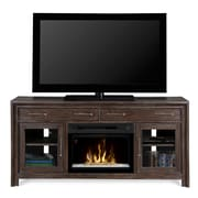 Dimplex Woolbrook TV Stand; Acrylic Ice