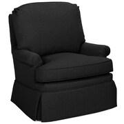 Tory Furniture Luca Club Chair; Onyx