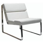 Whiteline Imports Angel Side Chair; White