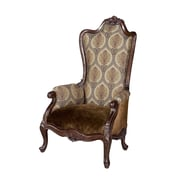 Benetti's Italia Medici High Back/Curved Arm Chair
