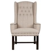 Orient Express Furniture Villa Brook Arm Chair; Birch