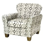 Serta Upholstery Occasional Arm Chair; Bouncer Tropic