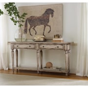 Hooker Furniture Thin White Console