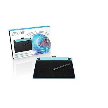 Tablette tactile et à stylet Intuos Art, format moyen, bleu menthe