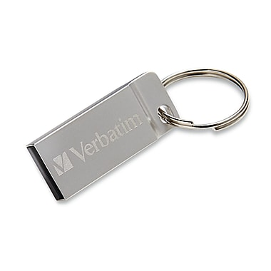 Verbatim - Clé USB Metal Executive, 32 Go, argent