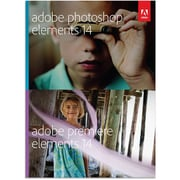 Adobe Photoshop Elements 14 and Premiere Elements 14  for Windows and Mac [Download]