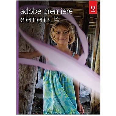 Adobe Premiere Elements 14 for Windows and Mac [Download]