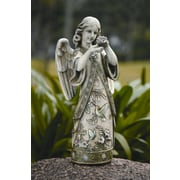 Roman, Inc. Garden Angel with Hummingbird Figurine