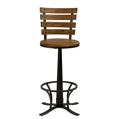 Hillsdale Westview 26'' Swivel Bar Stool