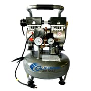 California Air Tools 3.0 Gallon Ultra Quiet and Oil-Free 1.0 HP Steel Tank Air Compresso.r