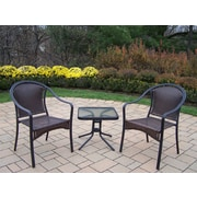 Oakland Living Tuscany 3 Piece Chair Set