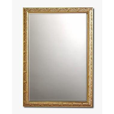 Printfinders Wall Mirror; 29'' H x 35'' W x 1'' D