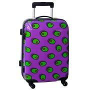 Ed Heck Olives 21'' Hardside Spinner Suitcase