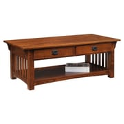 Leick Mission Impeccable Coffee Table