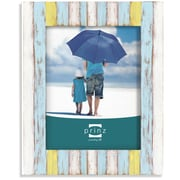 Prinz Washed Wood Picture Frame; 5'' x 7''