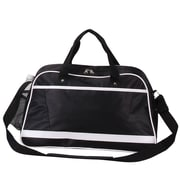 Preferred Nation Retro 19'' Duffel; Black