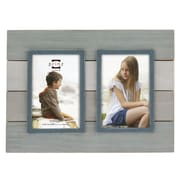 Prinz Two Opening Newport Plank Wood Picture Frame