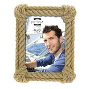 Prinz Hatteras Resin Picture Frame; 4'' x 6''