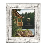 Prinz Birch Hollow Antique Wood Picture Frame; 8'' x 10''