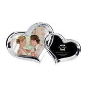 Prinz 2 Opening 2 Hearts Metal Picture Frame